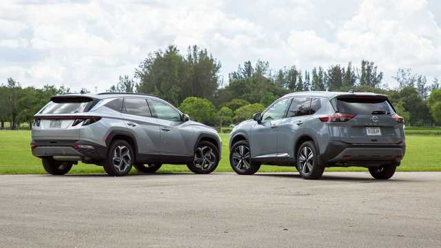 Hyundai Tucson 2021 vs Nissan X-Trail 2021: Cuộc đua gay cấn về tiện nghi và công nghệ giữa cặp đôi SUV Hàn, Nhật - Ảnh 3.