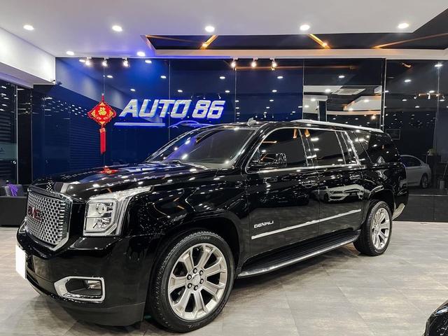 Chung động cơ, GMC Yukon độc nhất Việt Nam bán lại đúng bằng giá niêm yết 3,8 tỷ của VinFast President - Ảnh 7.