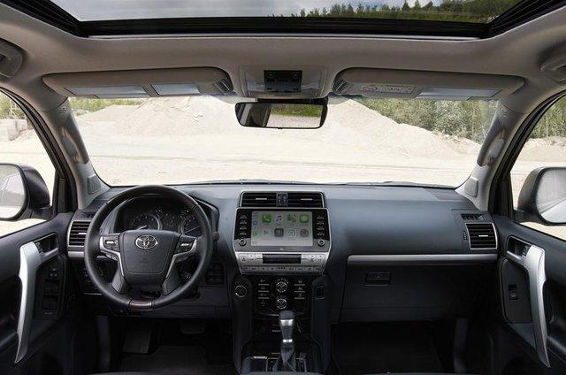 Toyota Land Cruiser Prado 2021 sắp bán tại Việt Nam đã bị chào lạc gần 100 triệu đồng, bản cũ giảm giá sâu tại đại lý - Ảnh 3.