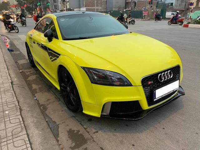 Dân chơi bán Audi TT với giá như Toyota Corolla Altis dù đổ hơn 300 triệu lột xác xe từ trong ra ngoài - Ảnh 1.