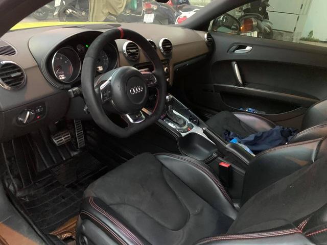Dân chơi bán Audi TT với giá như Toyota Corolla Altis dù đổ hơn 300 triệu lột xác xe từ trong ra ngoài - Ảnh 4.