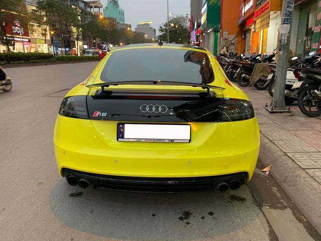 Dân chơi bán Audi TT với giá như Toyota Corolla Altis dù đổ hơn 300 triệu lột xác xe từ trong ra ngoài - Ảnh 3.