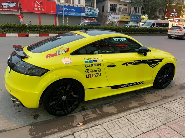 Dân chơi bán Audi TT với giá như Toyota Corolla Altis dù đổ hơn 300 triệu lột xác xe từ trong ra ngoài - Ảnh 5.