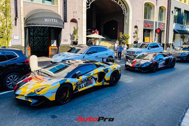 Đoàn Summer Rally khởi động với hành trình hơn 200km, hàng hiếm Ferrari 458 Speciale góp mặt - Ảnh 11.