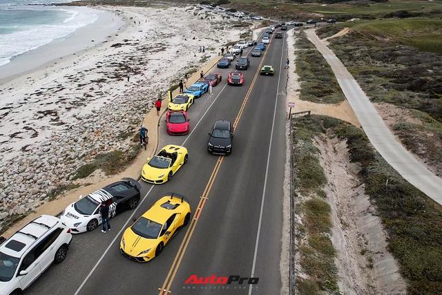 Đoàn Summer Rally khởi động với hành trình hơn 200km, hàng hiếm Ferrari 458 Speciale góp mặt - Ảnh 2.