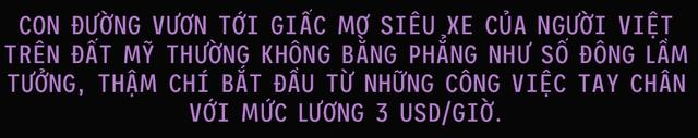 Đức Điềm Đạm: Từ lau dọn 3 USD/giờ tới sở hữu dàn xe 1,5 triệu USD, hé lộ hành trình siêu xe ở Việt Nam - Ảnh 1.