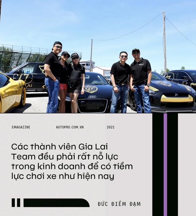Đức Điềm Đạm: Từ lau dọn 3 USD/giờ tới sở hữu dàn xe 1,5 triệu USD, hé lộ hành trình siêu xe tại Việt Nam - Ảnh 15.