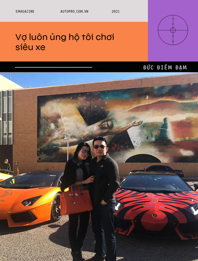 Đức Điềm Đạm: Từ lau dọn 3 USD/giờ tới sở hữu dàn xe 1,5 triệu USD, hé lộ hành trình siêu xe ở Việt Nam - Ảnh 8.