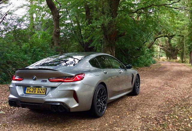 Lái BMW M8 Gran Coupe trong 7 tháng, chuyên gia đánh giá: Dùng lâu mới thấy nhiều bất tiện, được cái lái sướng - Ảnh 4.