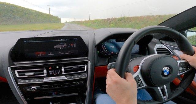 Lái BMW M8 Gran Coupe trong 7 tháng, chuyên gia đánh giá: Dùng lâu mới thấy nhiều bất tiện, được cái lái sướng - Ảnh 8.