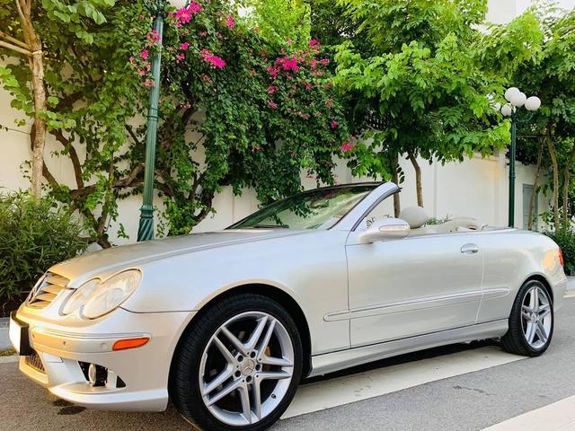Vượt ngưỡng 100.000km, xe dân chơi Mercedes-Benz CLK mới nhất nhì Việt Nam có giá rẻ ngang Toyota Vios - Ảnh 6.