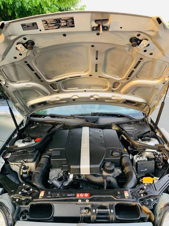 Vượt ngưỡng 100.000km, xe dân chơi Mercedes-Benz CLK mới nhất nhì Việt Nam có giá rẻ ngang Toyota Vios - Ảnh 3.