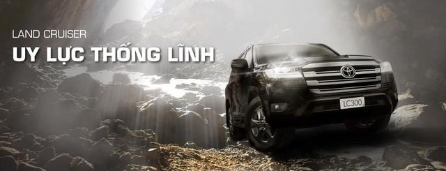 Sắp ra mắt, Toyota Land Cruiser 2022 'cháy' đơn đặt hàng tại Việt Nam, khách mua lúc này phải chờ cuối năm nhận xe - Ảnh 1.