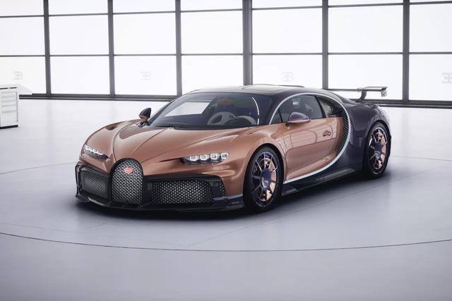 Tôi đã được tự thiết kế chiếc Bugatti Chiron Pur Sport trong mơ của mình như thế nào? - Ảnh 1.