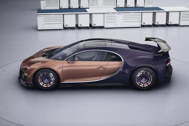 Tôi đã được tự thiết kế chiếc Bugatti Chiron Pur Sport trong mơ của mình như thế nào? - Ảnh 2.
