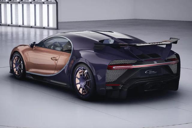 Tôi đã được tự thiết kế chiếc Bugatti Chiron Pur Sport trong mơ của mình như thế nào? - Ảnh 3.