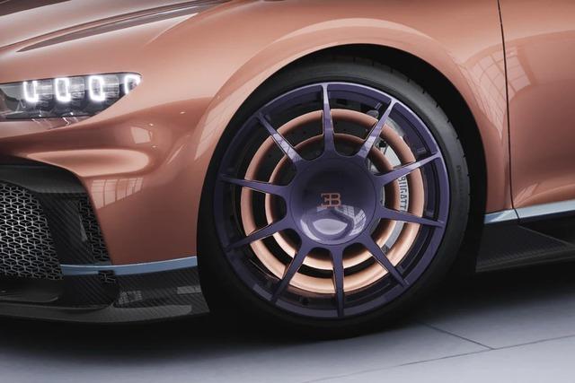 Tôi đã được tự thiết kế chiếc Bugatti Chiron Pur Sport trong mơ của mình như thế nào? - Ảnh 4.
