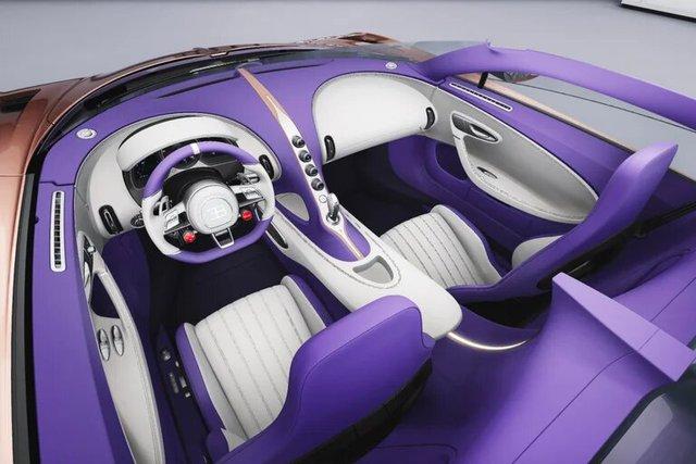 Tôi đã được tự thiết kế chiếc Bugatti Chiron Pur Sport trong mơ của mình như thế nào? - Ảnh 5.