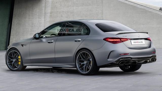 Mercedes-Benz xác nhận ra mắt xe mới trong tháng 9 - Sẵn sàng đe nẹt đồng hương BMW M3 - Ảnh 2.