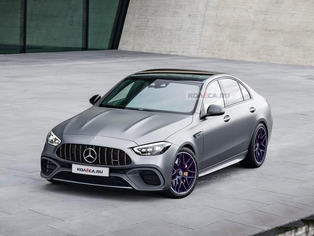 Mercedes-Benz xác nhận ra mắt xe mới trong tháng 9 - Sẵn sàng đe nẹt đồng hương BMW M3 - Ảnh 1.