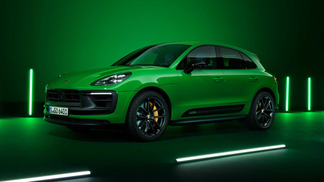 Ra mắt Porsche Macan 2022: Đẹp hơn, thông minh hơn nhưng thiếu một phiên bản quan trọng - Ảnh 1.