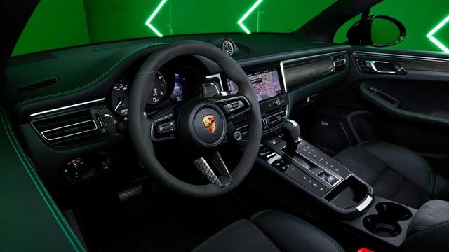Ra mắt Porsche Macan 2022: Đẹp hơn, thông minh hơn nhưng thiếu một phiên bản quan trọng - Ảnh 5.