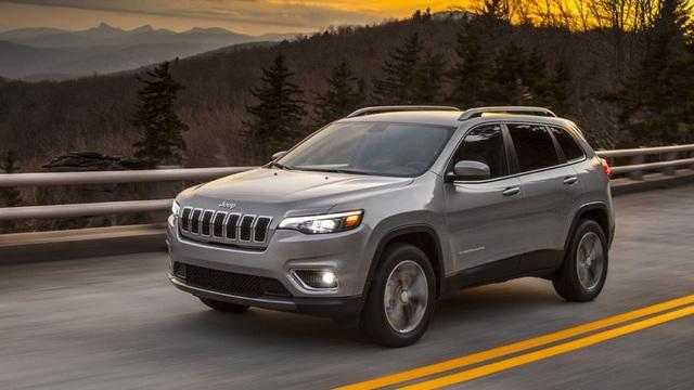 Jeep Cherokee 2021 rục rịch về Việt Nam: SUV giữ dáng hơn cả Toyota Land Cruiser, cạnh tranh Honda CR-V - Ảnh 5.