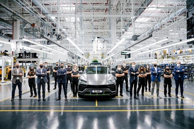 Đắt như vậy nhưng Lamborghini Urus vẫn bán chạy kỷ lục với 15.000 xe bất chấp cả Covid-19 - Ảnh 1.