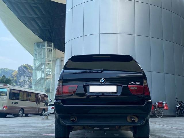 BMW X5 bán lại sau 16 năm: Mua mới gần 5 tỷ nhưng giá hiện giờ không bằng chiếc Honda SH - Ảnh 3.