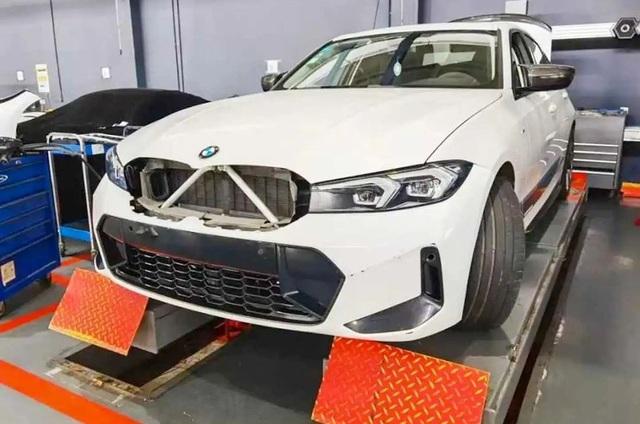 Hình ảnh BMW 3-Series bản nâng cấp bí ẩn đang gây xôn xao trên thế giới hoá ra đã xuất hiện tại Việt Nam từ lâu - Ảnh 1.