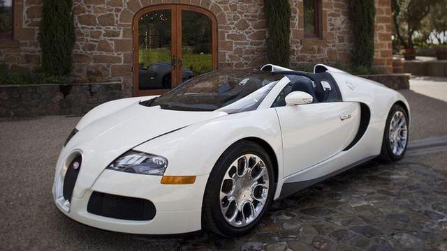 10 người nổi tiếng thế giới sở hữu dàn xe thể thao siêu tốc độ - Ảnh 18.
