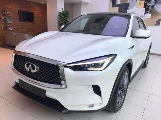 Infiniti ngừng bán xe mới tại Việt Nam - Cái kết buồn cho thương hiệu hạng sang sánh ngang Lexus, Mercedes và BMW - Ảnh 1.