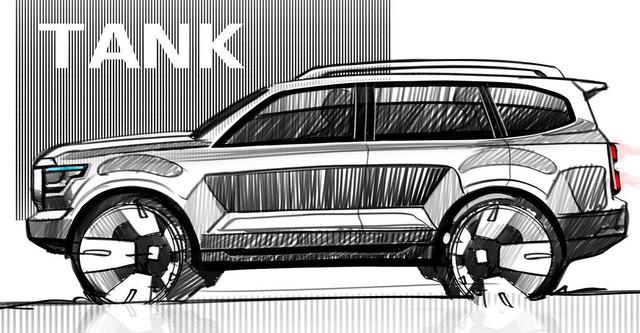 Mẫu SUV Trung Quốc này mang tham vọng là kẻ huỷ diệt Toyota Land Cruiser - Ảnh 3.