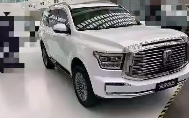 Mẫu SUV Trung Quốc này mang tham vọng là kẻ huỷ diệt Toyota Land Cruiser - Ảnh 5.