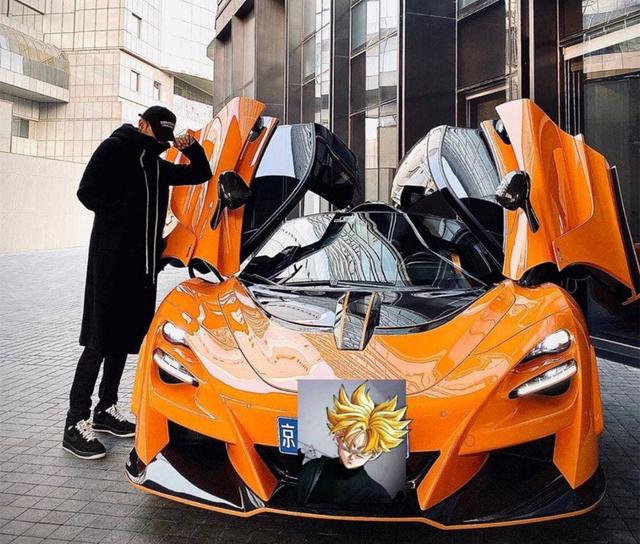 Dàn xe của hai thành viên EXO bị tố hôi nách trong drama Ngô Diệc Phàm: Mỗi người sương sương vài siêu xe, netizen ngồi đếm thôi cũng đủ mệt - Ảnh 12.