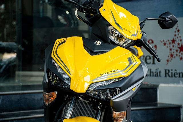 Yamaha Exciter 155 mới về đại lý: Dân chơi tò mò bộ phụ kiện như PKL từ 99 nghìn đồng - Ảnh 4.