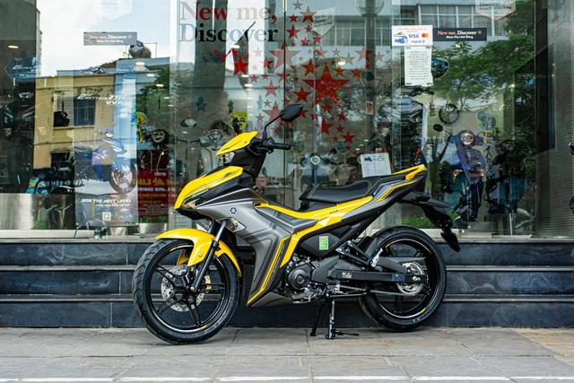 Yamaha Exciter 155 mới về đại lý: Dân chơi tò mò bộ phụ kiện như PKL từ 99 nghìn đồng - Ảnh 3.
