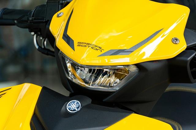 Yamaha Exciter 155 mới về đại lý: Dân chơi tò mò bộ phụ kiện như PKL từ 99 nghìn đồng - Ảnh 2.