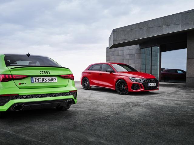 Ống xả fake đẹp quá, Audi phũ phàng photoshop xoá luôn cả ống xả thật trong bộ ảnh xe mới ra mắt - Ảnh 2.