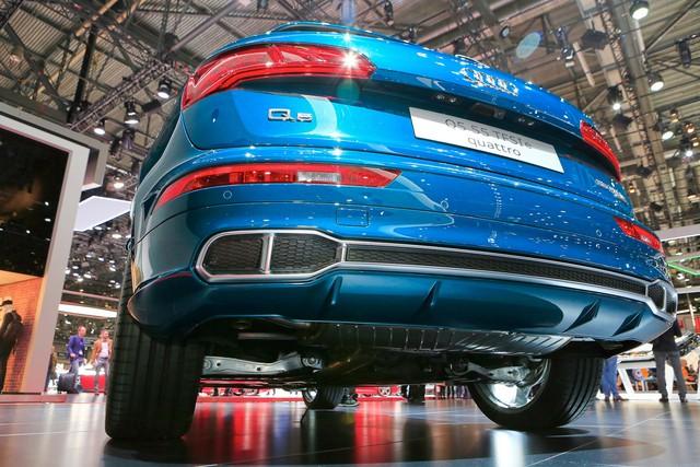 Ống xả fake đẹp quá, Audi phũ phàng photoshop xoá luôn cả ống xả thật trong bộ ảnh xe mới ra mắt - Ảnh 7.