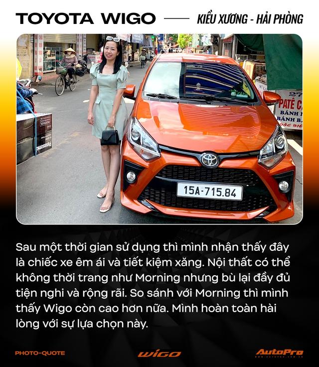 Chủ xe Toyota Wigo khẳng định: 'Không cần xe đẹp, nhiều option, chỉ cần bền' - Ảnh 6.