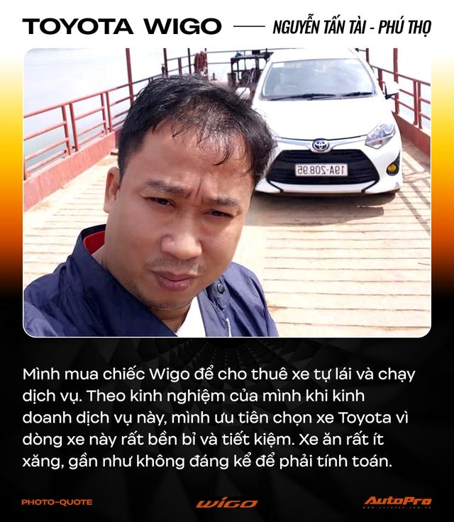 Chủ xe Toyota Wigo khẳng định: 'Không cần xe đẹp, nhiều option, chỉ cần bền' - Ảnh 7.