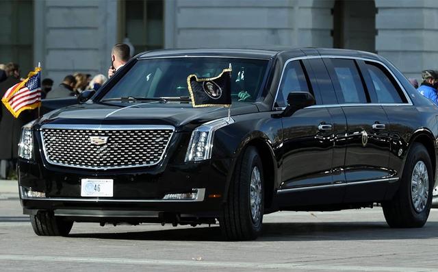 Siêu xe Quái thú cực đỉnh của Tổng thống Mỹ Joe Biden - Ảnh 1.