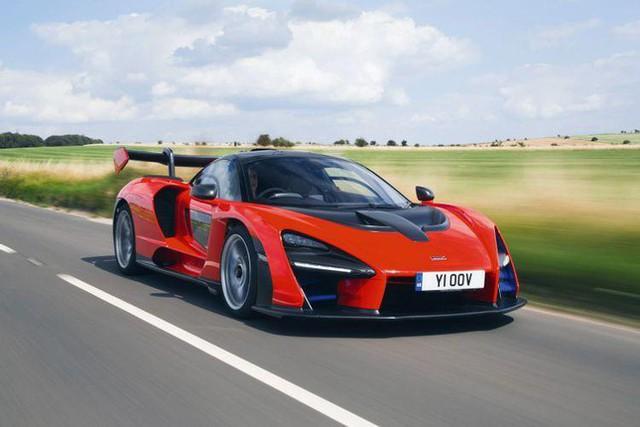 Top 10 siêu xe vĩ đại nhất trong thập kỷ qua - Ảnh 9.