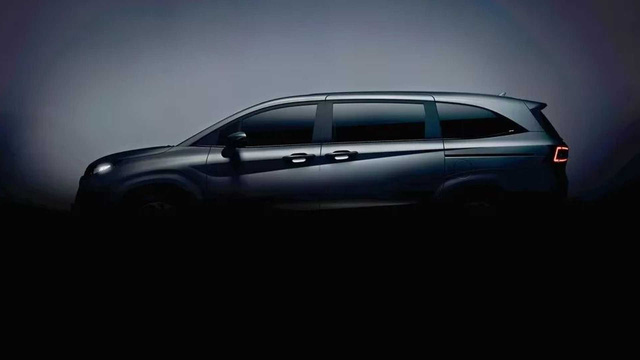 Hyundai Custo - 'Tucson 7 chỗ' chính thức lộ diện, đấu Kia Carnival - Ảnh 6.