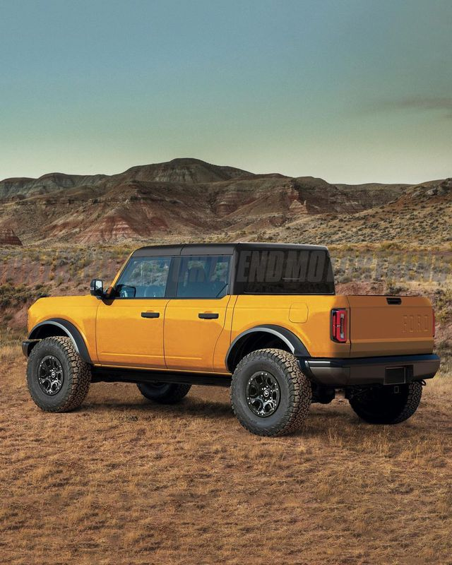 Ford đam mê làm bán tải: Ranger, Raptor, Maverick, F-series chưa đủ mà có thể còn là mẫu xe này nữa - Ảnh 4.