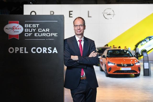 Soi tiểu sử Giám đốc điều hành VinFast toàn cầu: 20 năm làm sếp 3 hãng xe lớn, cứu Opel từ thua lỗ tới tăng trưởng - Ảnh 3.