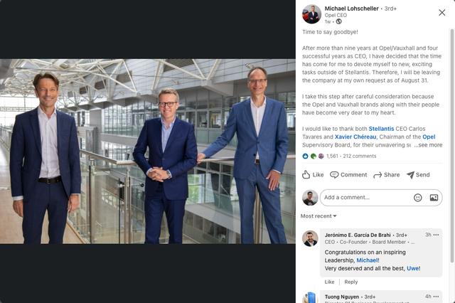 Soi tiểu sử Giám đốc điều hành VinFast toàn cầu: 20 năm làm sếp 3 hãng xe lớn, cứu Opel từ thua lỗ tới tăng trưởng - Ảnh 2.