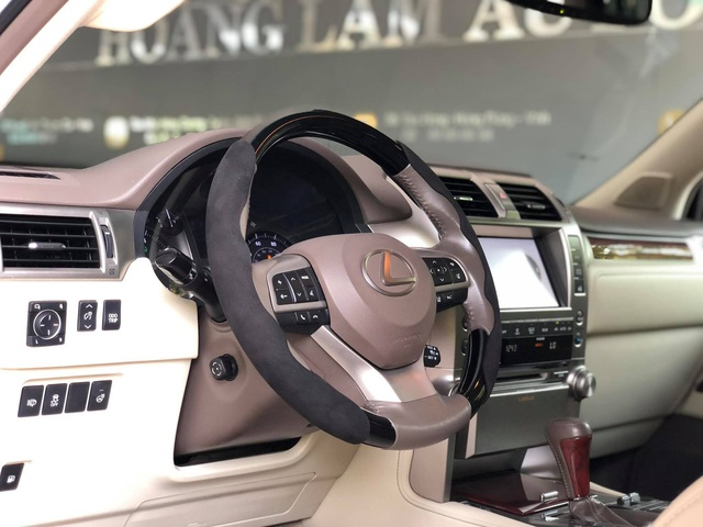 Thợ Việt lột xác Lexus GX 460 giá 2 tỷ thành xe gần 6 tỷ với chi phí 300 triệu đồng, người thường khó nhận ra - Ảnh 3.