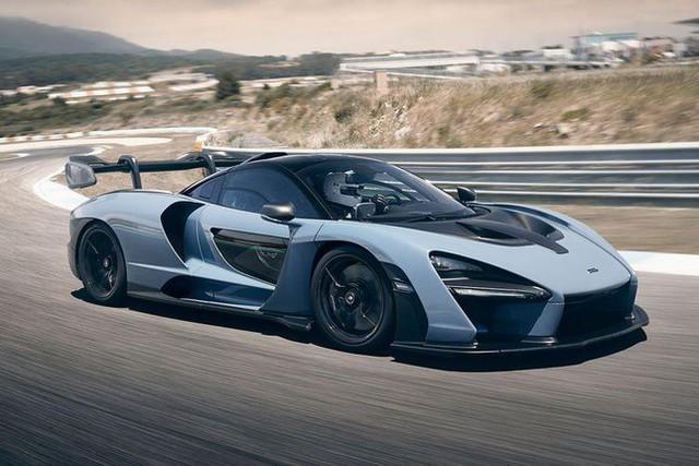 Top 10 siêu xe vĩ đại nhất trong thập kỷ qua - Ảnh 8.